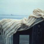 Silk Stole.40x165cm