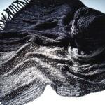 Silk&Wool stole