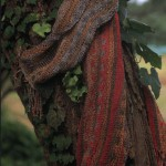 Silk&Linen scarf 20x145cm