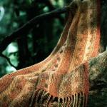 Silk&Wool scarf