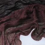 Silk&Linen stoles.50x180cm