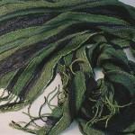 Silk Stole.40x175cm